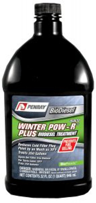Pow-R plus BioDiesel 32 Ounce case