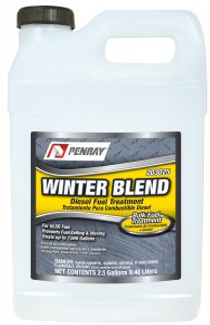 2/2.5 Gallon Case Winter Blend Bulk Fuel Treatment