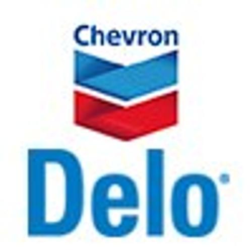 Chevron® Delo® ESI Premium Grade Gear Oil 80w90 - Case 12/1 Qt