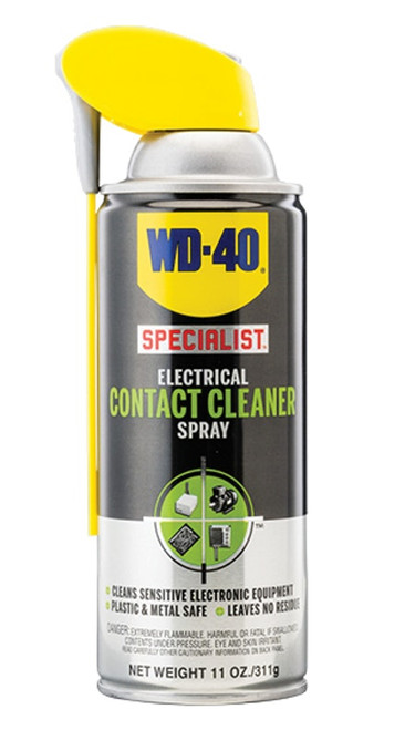 Electrical Contact Cleaner 6/11 Ounce Cans per case