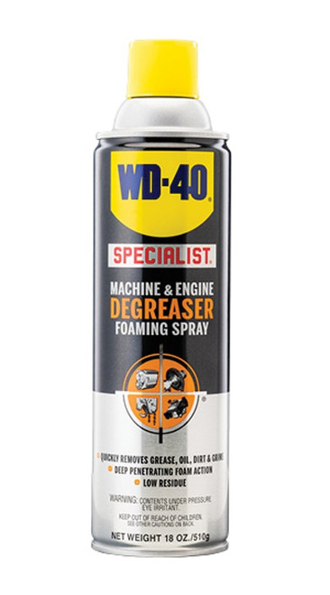 Specialist Machine & Degreaser Spray 4/18 Ounce Cans per case