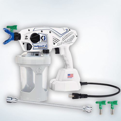 Fluidall SaniSpray HP 20 Handheld Airless Sprayer