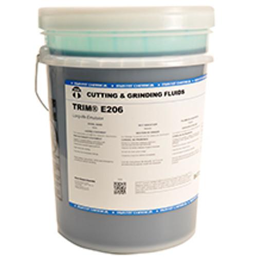 Master Fluid Solutions TRIM® E206 Long-life Emulsion - 5 Gallon Pail