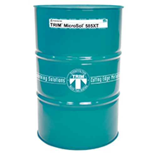 Master Fluid Solutions TRIM® MicroSol® 585XT Extended-life, Nonchlorinated Semisynthetic - 54 Gallon Drum