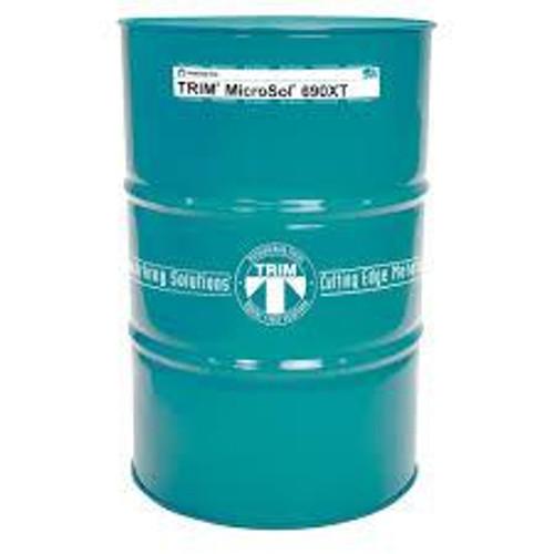 Master Fluid Solutions TRIM® MicroSol® 690XT High-lubricity, Low-foam Premium Semisynthetic - 54 Gallon Drum