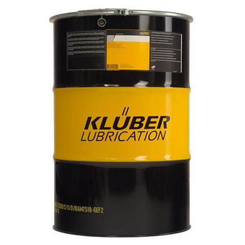Kluber Summit SH-32 Synthetic Air Compressor Fluid - 55 Gallon Drum