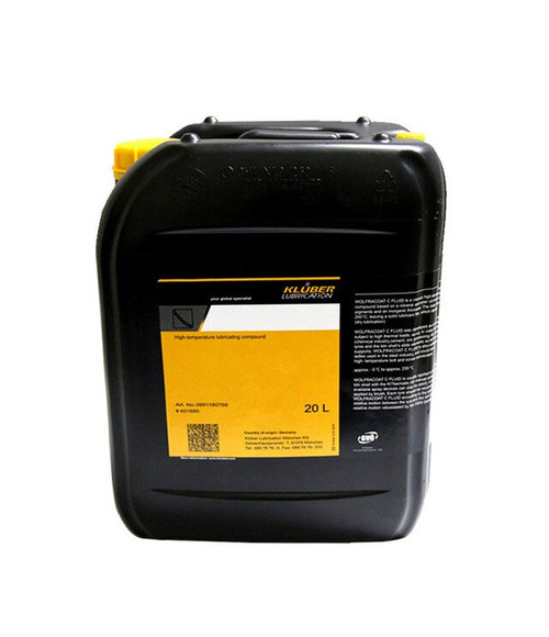 Kluber Summit SH-100 Synthetic Air Compressor Fluid - 5 Gallon Pail
