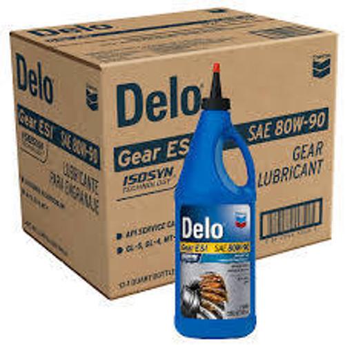 Delo® Gear EP-5 SAE 80W-90 12/1.8# Case