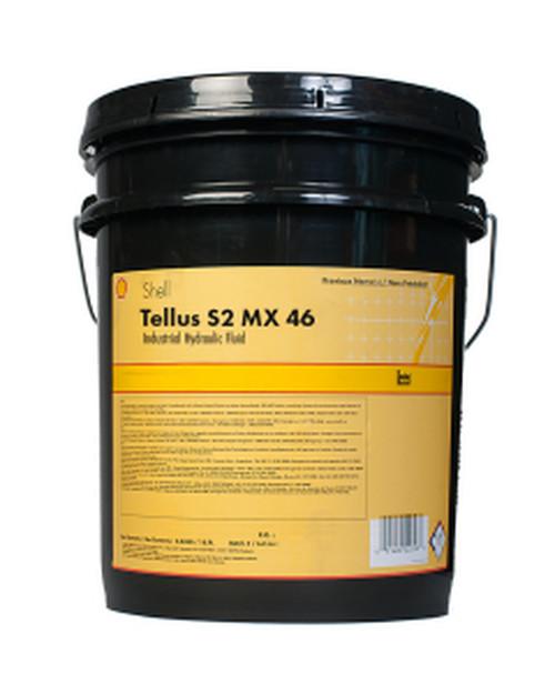 Shell Tellus S2 X 46 - 5 Gallon Pail