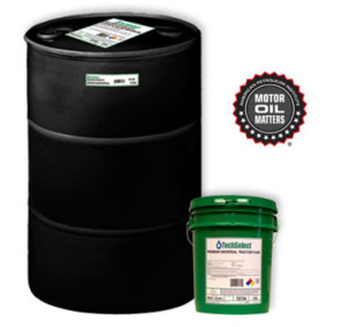 TechSelect Drip Oil 55 Gallon Drum
