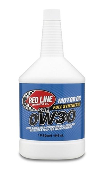 RED LINE 0W30 MOTOR OIL QUART CASE (12/1)