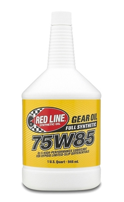 MT-85 75W85 GL-4 GEAR OIL Our intermediate viscosity for Korea's finest and a few others, too.