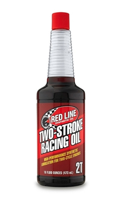 Red Line Synthetic Two-Stroke Racing Oil 12/16oz