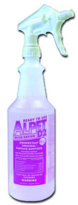 Alpet D2 (1 qt spray bottle)