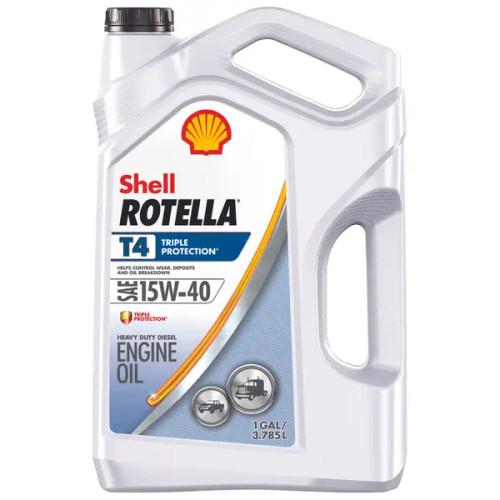 Rotella T4 15w40 3/1 Gallon Case