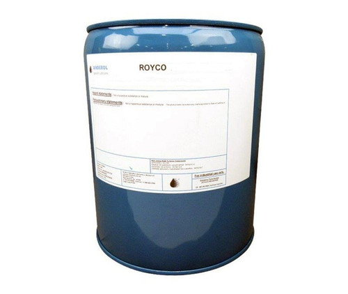 MIL-PRF-81322F  Royco 22CF Grade NLGI 2  6/6.5lb Case