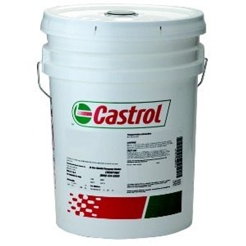 Castrol Hysol MB 20 Biocide-Free Semi-Synthetic Cutting and Grinding Fluid - 5 gl Pail