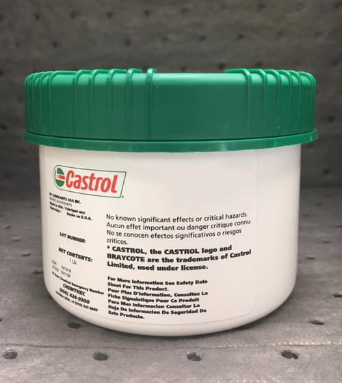 Castrol Braycote Micronic 600 EF, 1LB jar