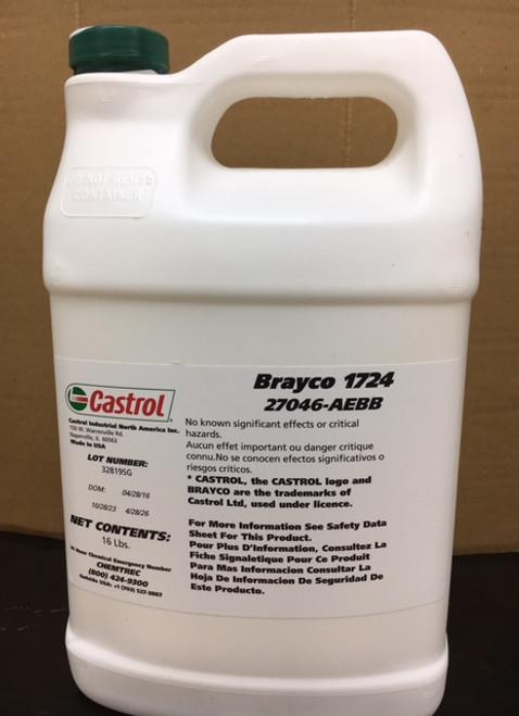 Castrol Brayco 1724 - 16 lb. size