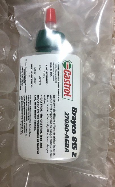 Castrol Brayco 815Z,  2 OZ. bottle