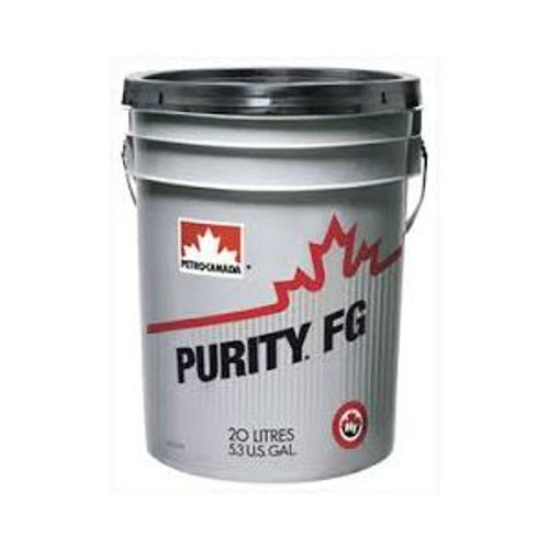 Petro-Canada Purity™ FG AW46 Hydraulic Fluid - 5 Gallon Pail