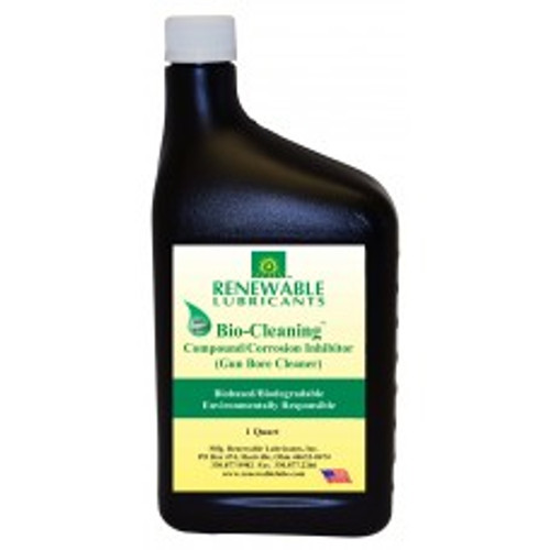 MIL-PRF-372D - Renewable Lubricants Bio-Cleaning Compound/Corrosion Inhibitor