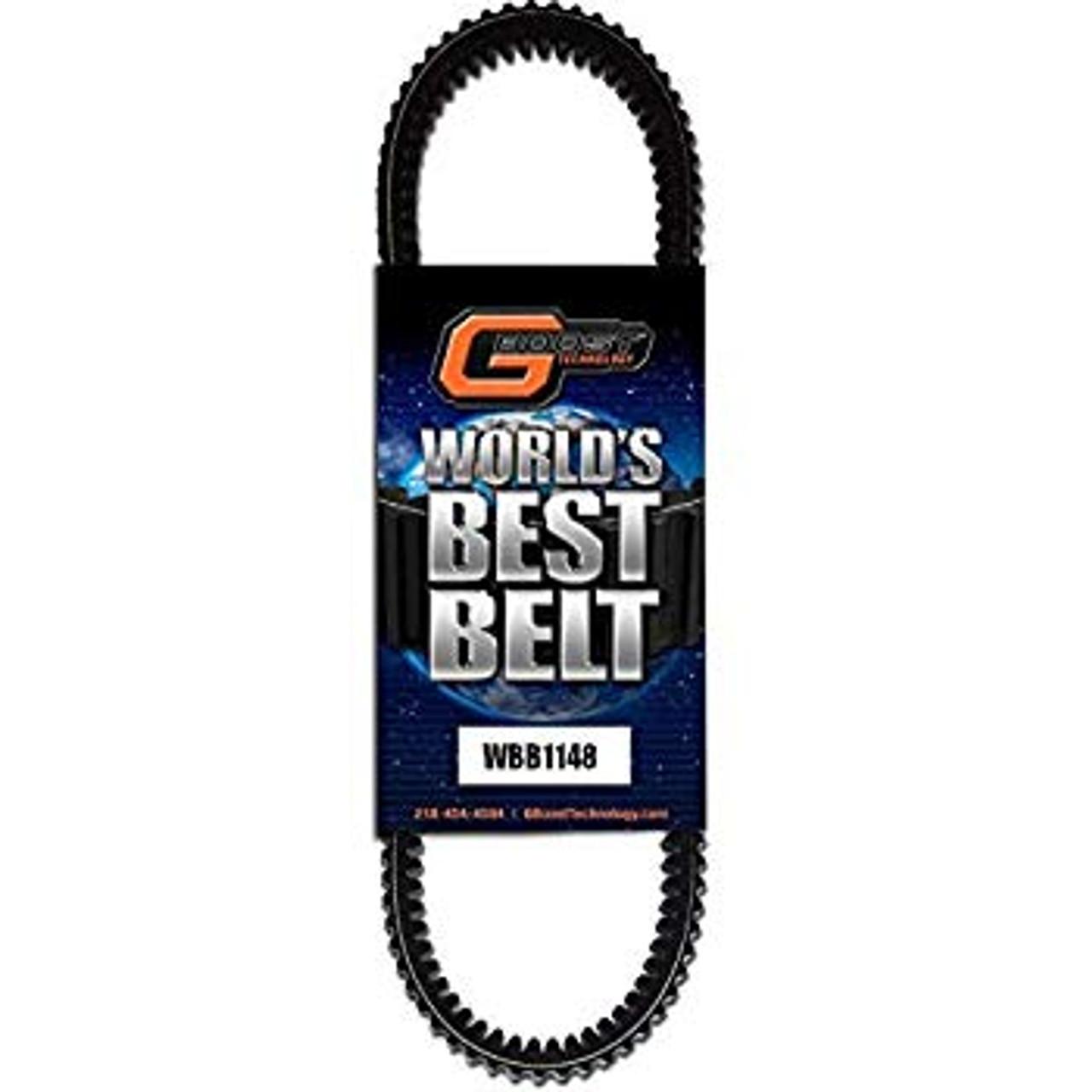 G-Boost Badass Worlds Best Belt 1148 Gilomen