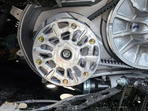 Ranger PRO Upgrade Primary Clutch With Torque Monster Clutch Kit For 2018+ Ranger 1000 Models