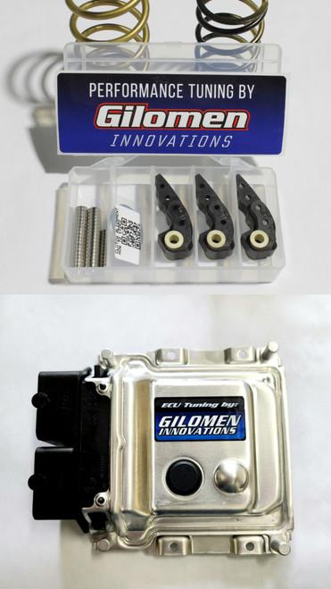 Ranger 1000 Performance ECU Tuning / Clutch Kit Package! (ECU Tune, Elite Shift Clutch Kit) For 2018+ Generation 2 Models