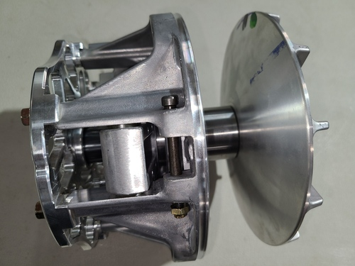EBS TYPE HD Polaris 1000 Primary Clutch with Cyclone Cooler Design, Balanced WITH EBS ONE WAY BEARING