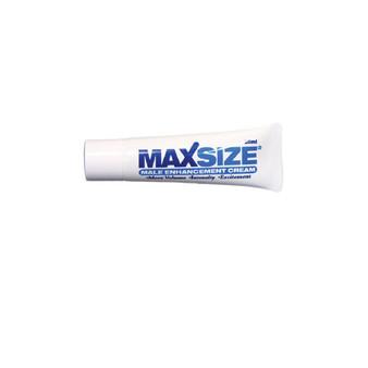 Maxsize Male Enhancement Cream 10 ML tube