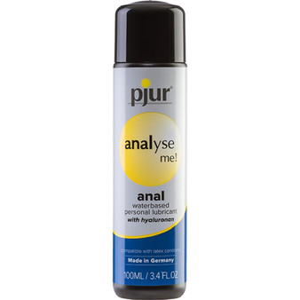 Pjur analyse me bottle