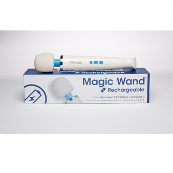 wand rechargeable with box
