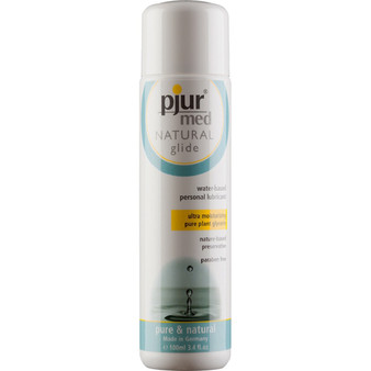 Natural Glide Lubricant