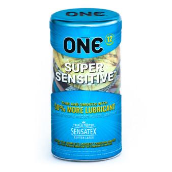 ONE Super Sensitive 12 PK