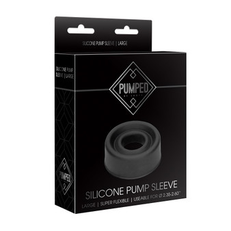 Silicone Pump Sleeve Large in box