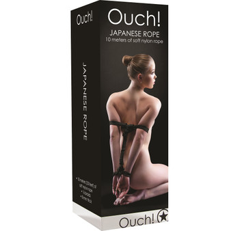 OUCH! Japanese Soft Nylon Rope 10 Meters box