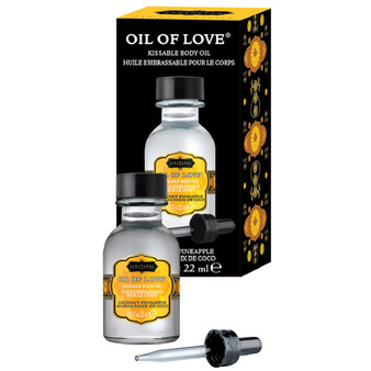 Oil Of Love Coconut Pineapple 0.75 OZ with box