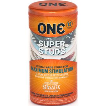ONE Super Studs  12 PK