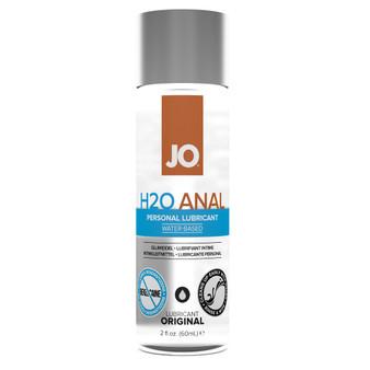 JO Anal H2O Lubricant 2 OZ bottle