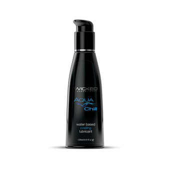 Aqua Chill Cooling Lubricant  4 OZ bottle