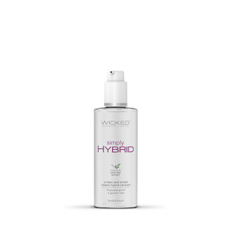 Simply Hybrid Lubricant 2.3 OZ bottle