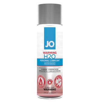 JO H2O Warming Lubricant 2 OZ