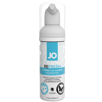 JO Refresh Foaming Toy Cleaner 1.7 OZ