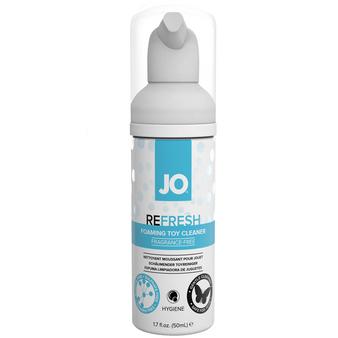 JO Refresh Foaming Toy Cleaner 1.7 OZ