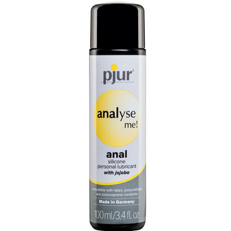 Analyse Me Silicone Anal Lubricant 3.4 OZ