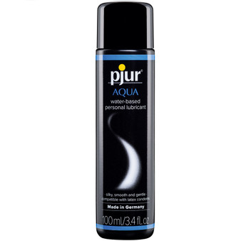 Aqua Water Based Lubricant 3.4 OZ