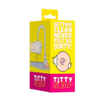 Titty Soap in box