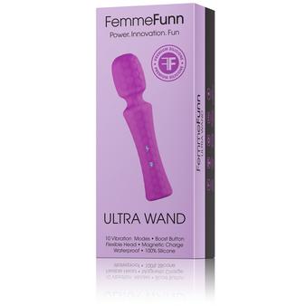 Ultra Wand (Purple) in box