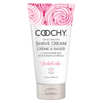 Coochy Shave Cream 3.4 OZ Frosted Cake